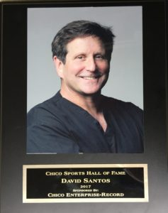 david santos plastic surgeon swim award
