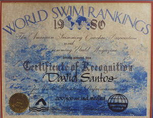 World Swim Ranking